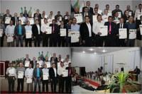 Câmara concede Moção de Aplauso a Pastores Evangélicos de Colniza