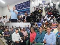 Governador se reúne com Lideranças Políticas da região em Juína