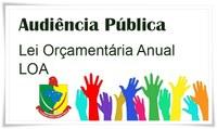Convite - Audiência Pública LOA