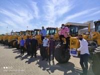 Município de Colniza recebe máquinas e equipamentos para manutenção de rodovias estaduais