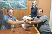 Prefeito Celso Leite Garcia reassume Prefeitura de Colniza