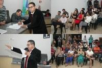 Presidente da Câmara assume interinamente cargo de prefeito de Colniza