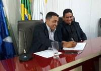 Presidente da Câmara e demais vereadores vão a capital atrás de recursos para Colniza