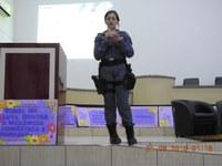 PROJETO RONDA MARIA DA PENHA DA POLÍCIA MILITAR EM COLNIZA-MT