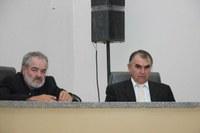 Vereador Nicodemo e Daniel solicitam a administração municipal que seja providenciada a construção da ponte da rua Tarumã que liga o Centro ao Bairro Cidade Alta