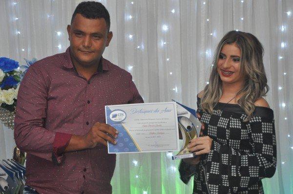 Vereador Oseia de Colniza é eleito o vereador destaque do ano